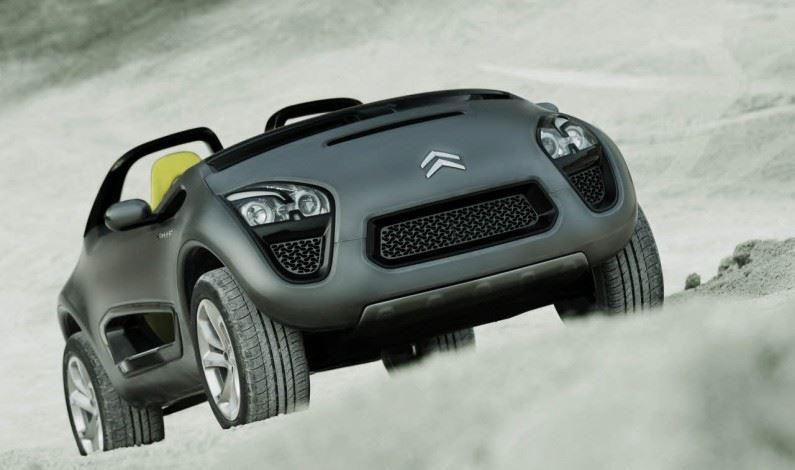 Citroën C-Buggy: ¡Salta o diviértete!