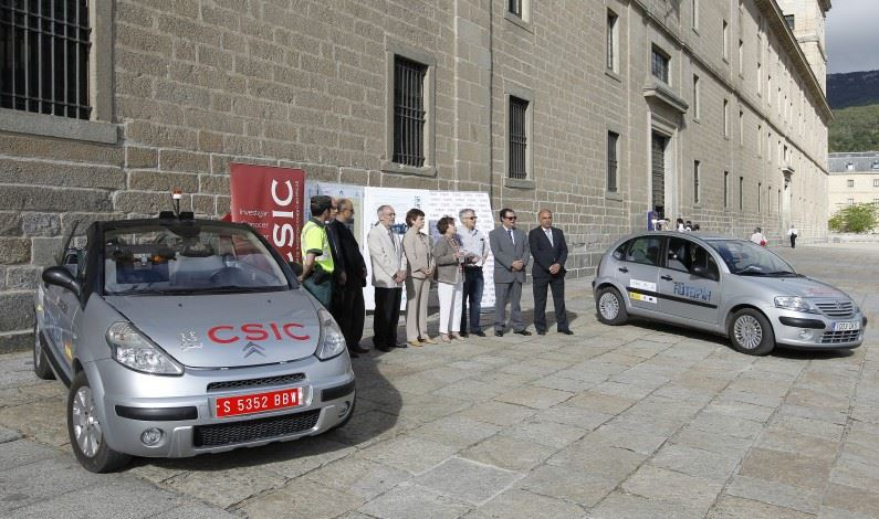 Citroën C3 Pluriel CSIC