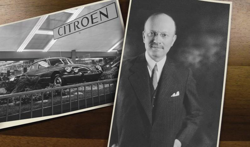 90 años de innovación tecnológica y creatividad automovilística