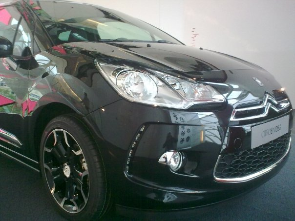 "El DS3 ""Al Natural"""