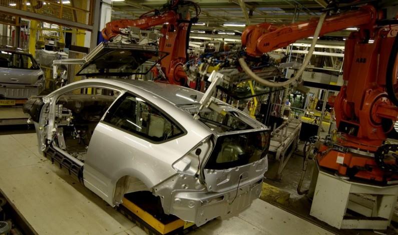 Fabricación Citroën C4