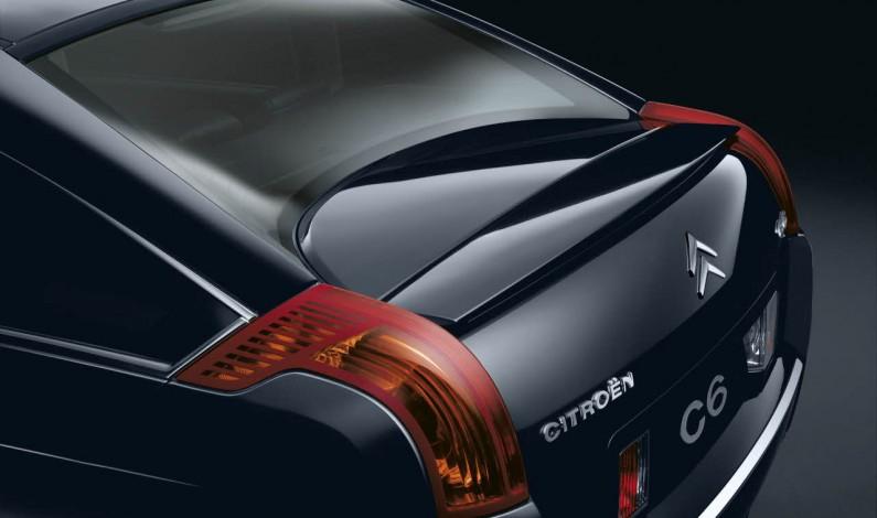 Citroën C6: Detalles, Fabricación, Gamas y demás.