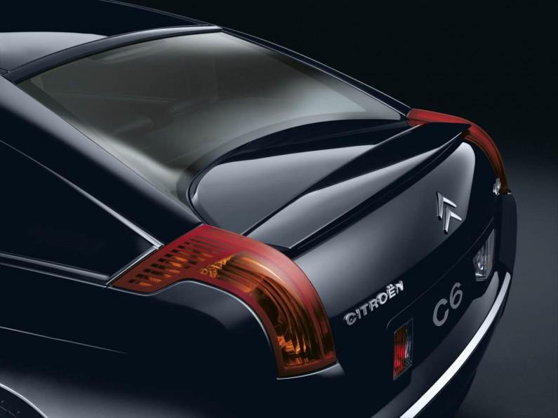 Citroën C6: Fabricación y demás.
