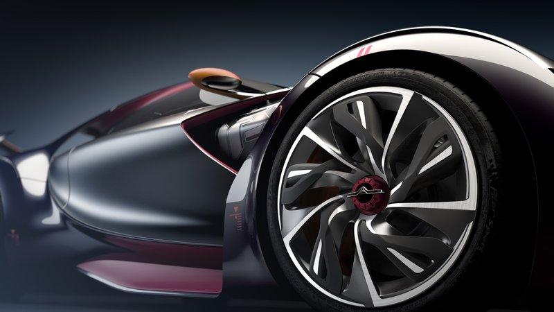 La Audacia y la Creatividad se exponen en Citroën.