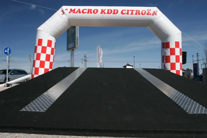 DS3ª Macro KDD Citroën 2010, un éxito.