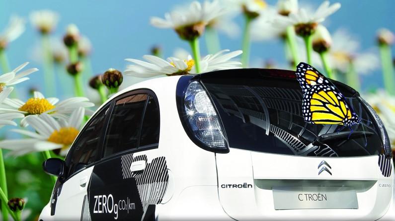Créative Écologie; El Stand