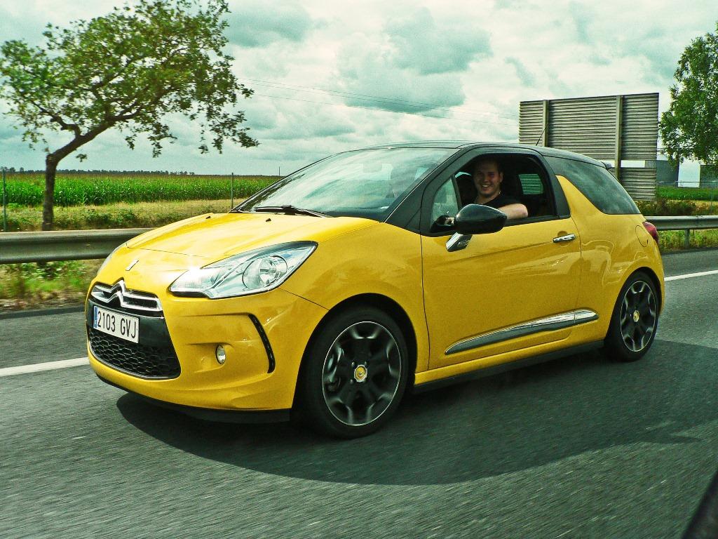 "Prueba Citroën DS3 I: ""Ya no quiero un Mini"""