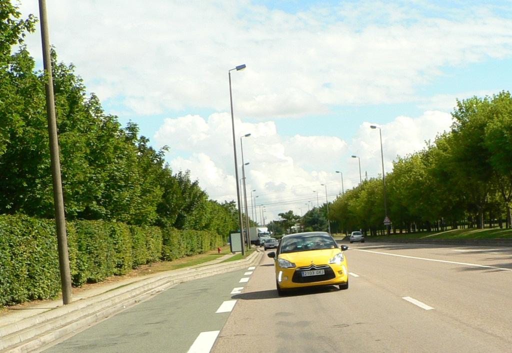 Prueba Citroën DS3
