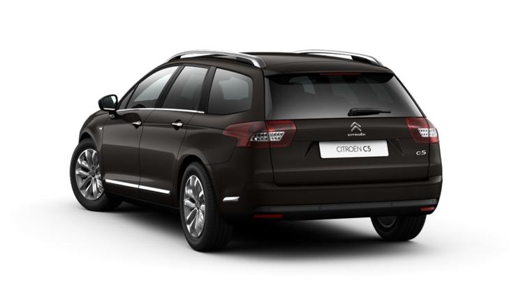 Nuevo Citroën C5 2012