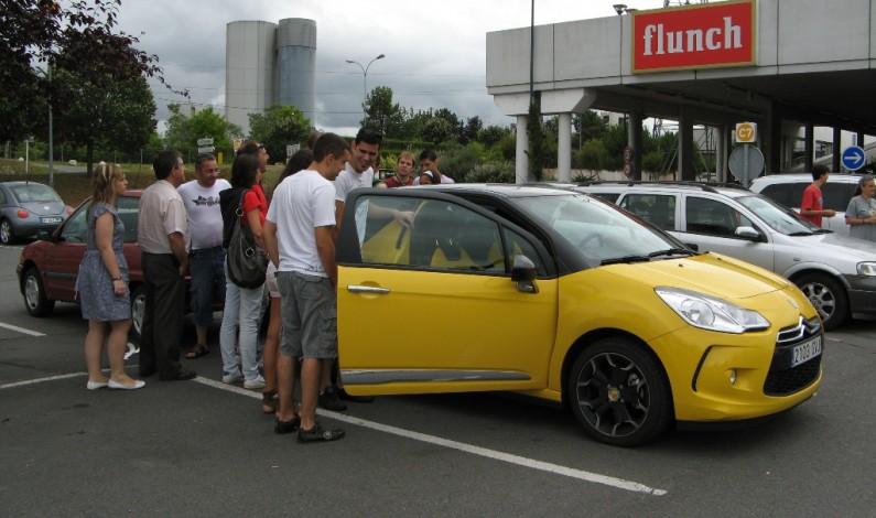 Prueba Citroën DS3 III: Contacto social