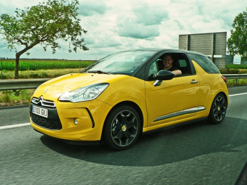 Prueba Citroën DS3 II: Conducción