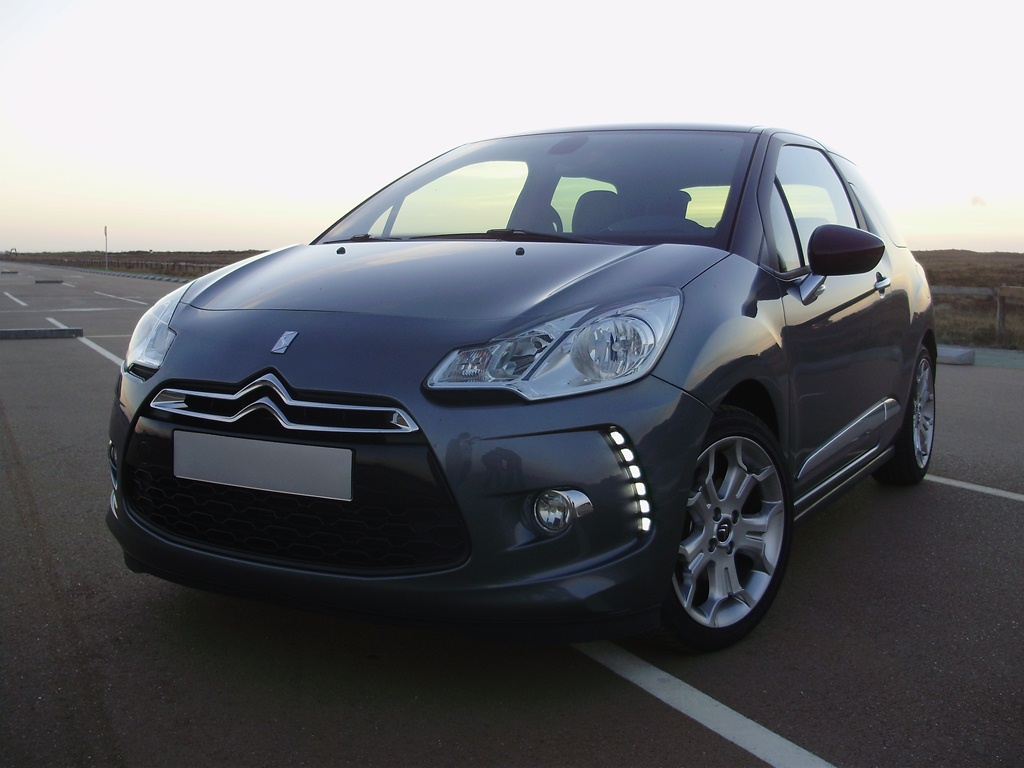 Citroën DS3: El multipremios