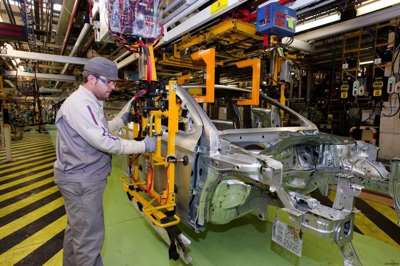 PSA Vigo arranca con el proyecto M4