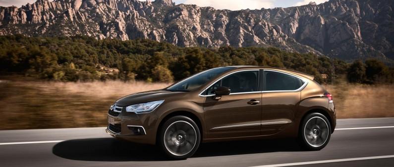 Citroën DS4: Precios y Equipamientos