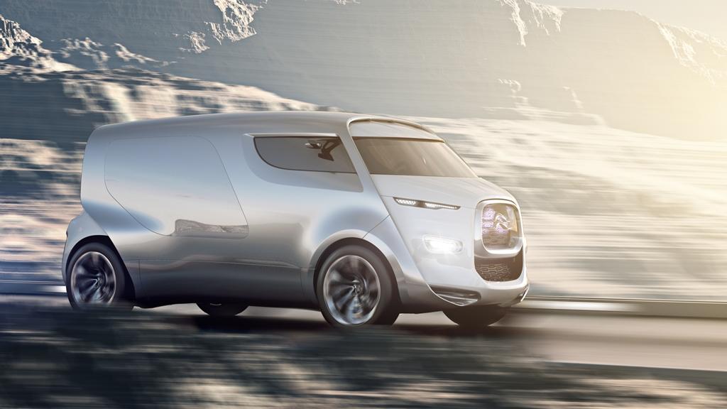 Citroën Tubik: El Concept inédito