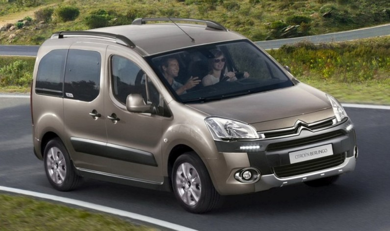 Nuevo Citroën Berlingo 2012