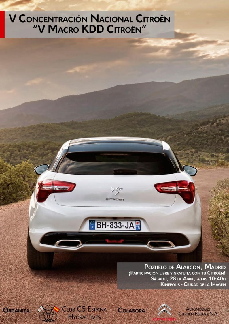 V Macro KDD Citroën: 28 de Abril del 2012