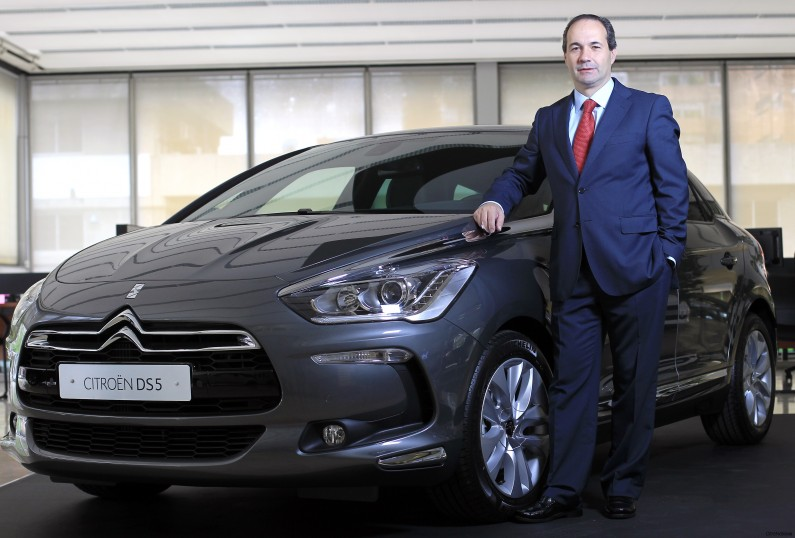 José María Botía: Director de Márketing Citroën.