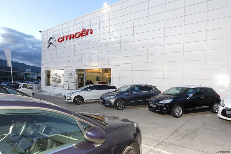 Santogal Automóviles abre su primera concesión.