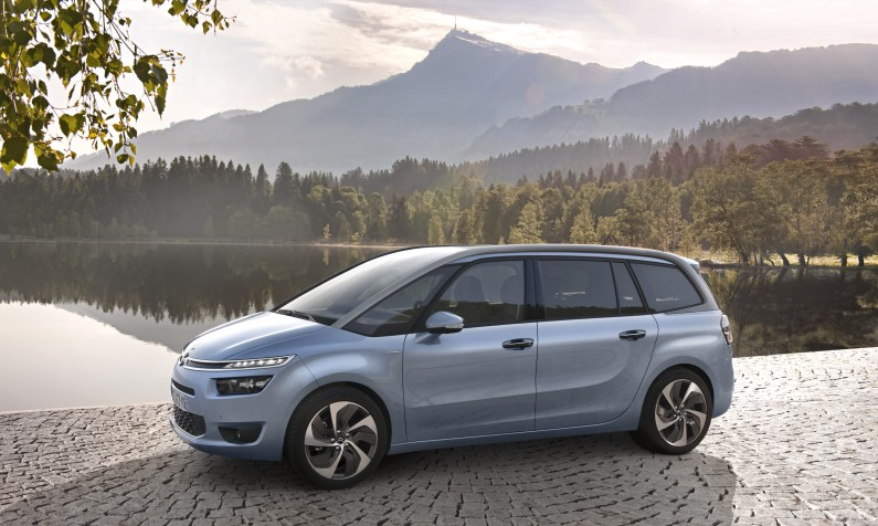 Grand C4 Picasso: El TechnoSpace