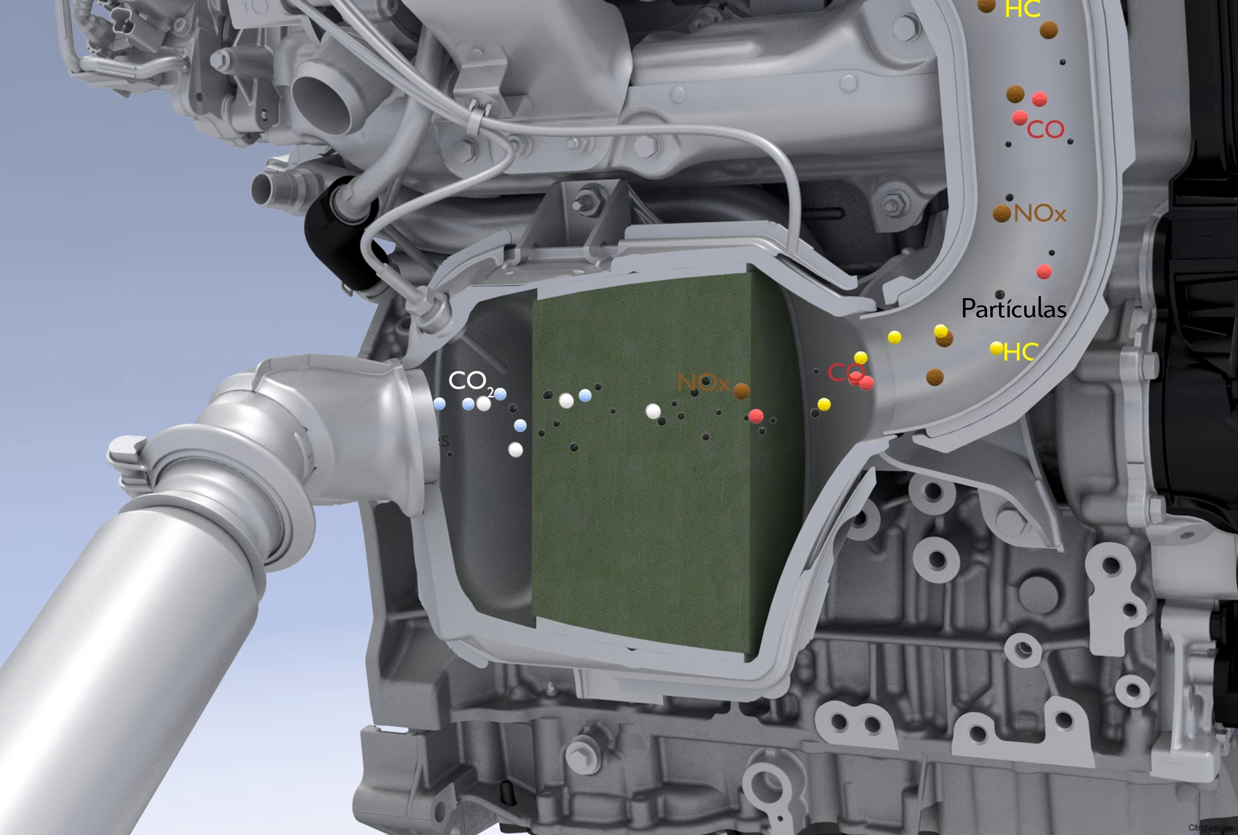 BLUEHDI: Nuevo motor 180cv ecológico.