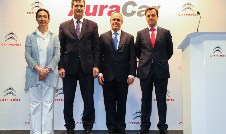 Citroën Guadalajara: AuraCar