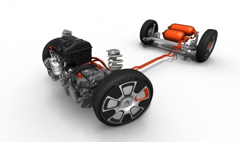 Hybrid Air: Lo nuevo de PSA