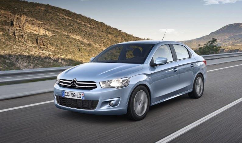 Citroën C-Elysée Millenium: El recién llegado