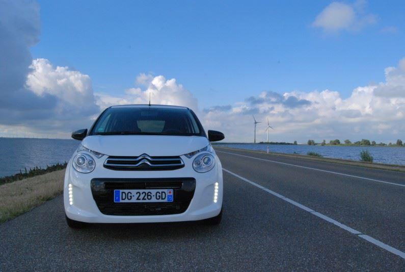 Citroën C1: Prueba y Presentación.