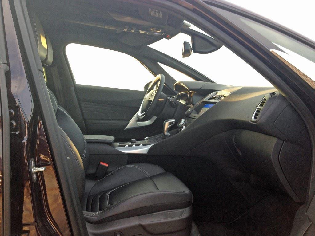 Consola y asientos DS 5