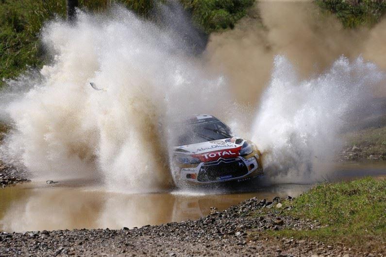Coates Hire Rally de Australia 2014