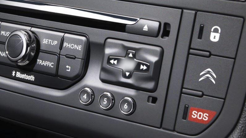 Mantenimiento virtual Citroën desde el iPhone
