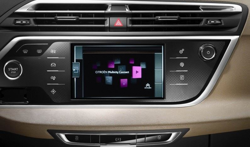 Citroën Multicity Connect: Copiloto aventajado