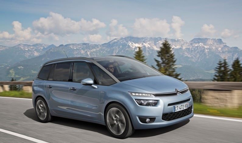 Citroën C4 Grand Picasso: «Mejor Coche Familiar del Año» por la revista Top Gear