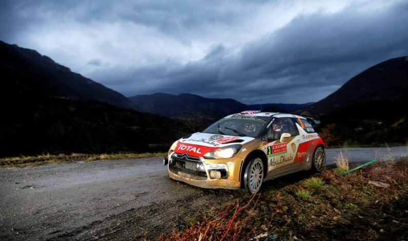 ¡Citroën Racing juega en casa!