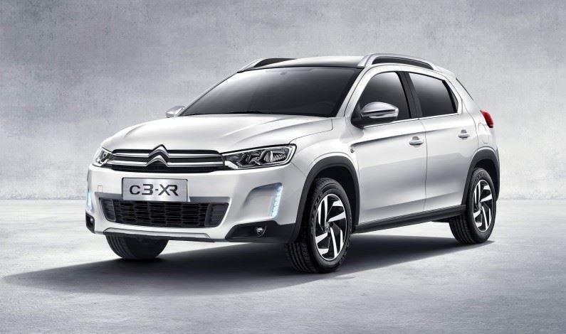 Nuevo C3-XR: Rumbo a china.