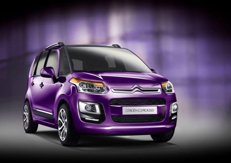 Citroën C3 Picasso: Buen Karma