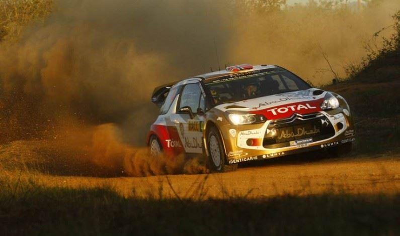 Mads Østberg sube puestos en el RallyRACC de Catalunya