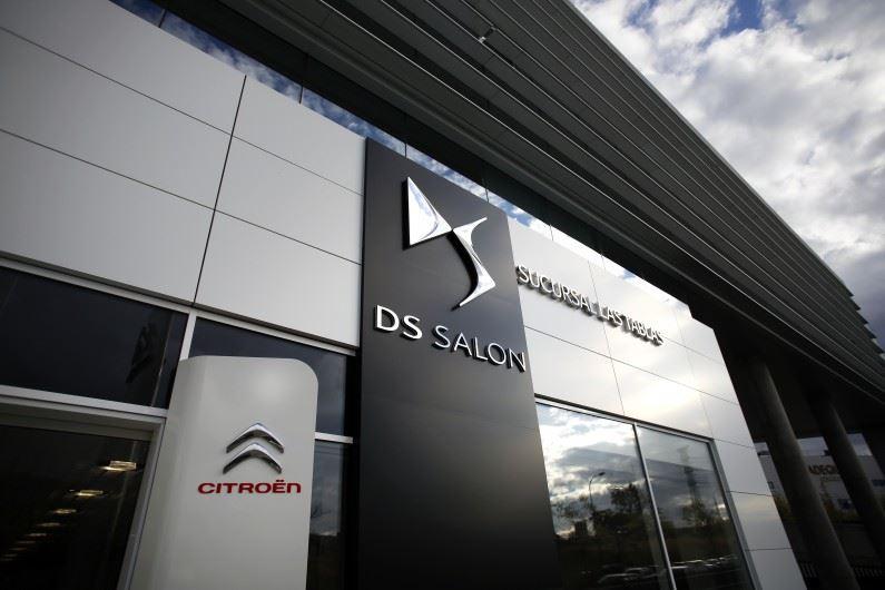 Citroën y DS estrenan nueva Sede Social en Madrid.