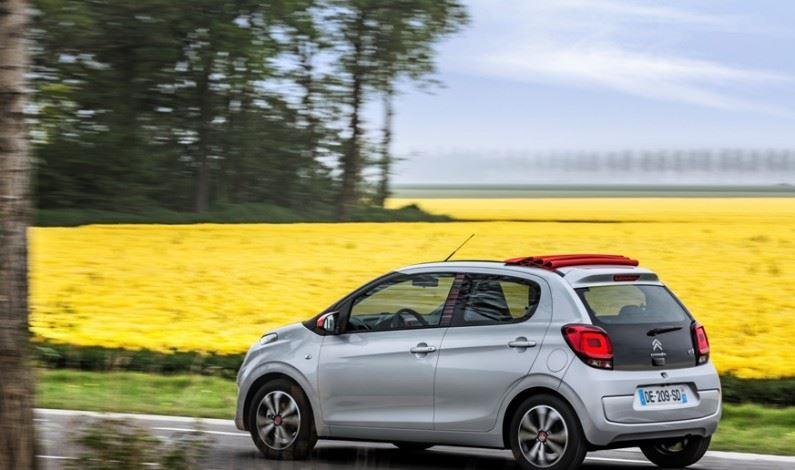 Divertido, alegre y colorista. Así es el nuevo Citroën C1