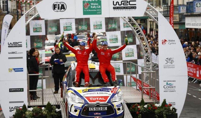 Lefebvre se lleva el título FIA WRC Junior