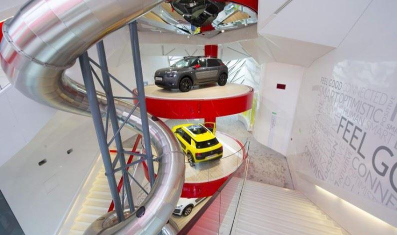 Citroën C-42, de arriba abajo en 15 segundos