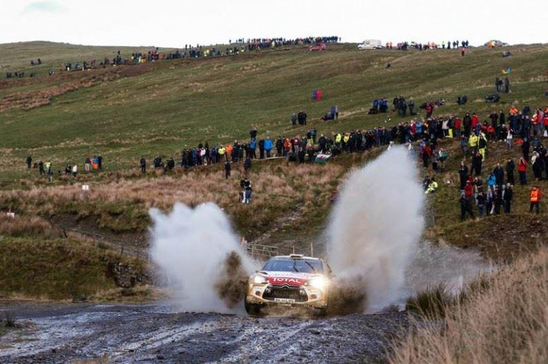 Citroën, Subcampeón del mundo de WRC