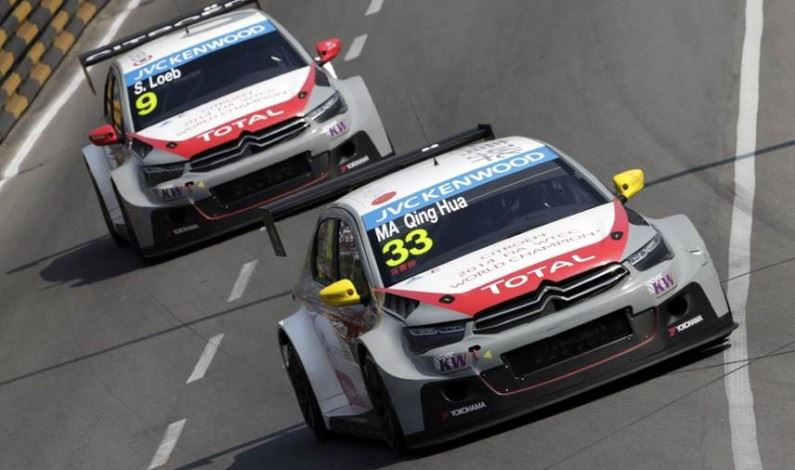 Temporada victoriosa para Citroën