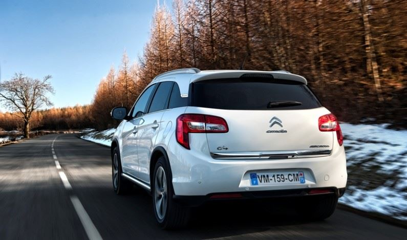 Citroën C4 Aircross, «Collection» de Invierno