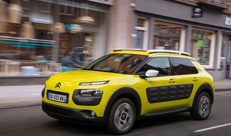 Citroën C4 Cactus, coche del Año en España