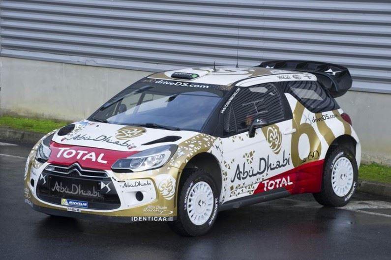 Loeb empieza la temporada 2015 en Montecarlo