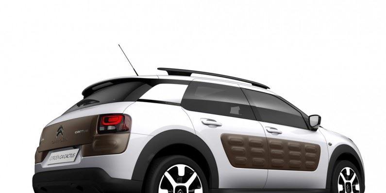 Citroën C4 Cactus, trofeo al «Mejor Spot»