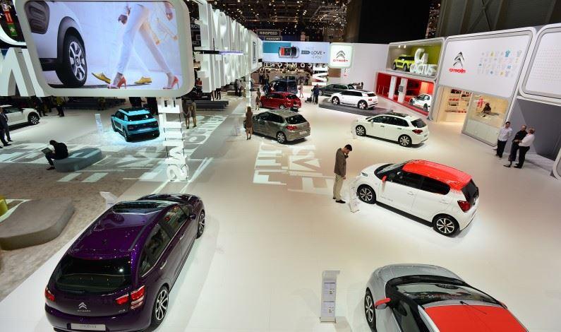 Citroën en el Salón de Ginebra 2015