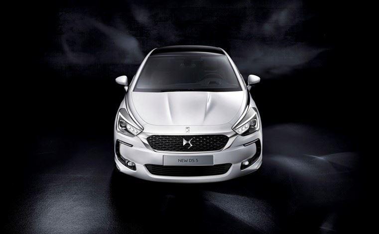 El Nuevo DS 5, al Salón Internacional del Automóvil de Barcelona